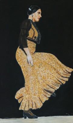Lea Linares 70x42 cm