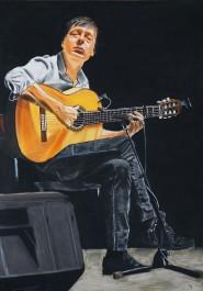 Manuel Rodriguez 100x70 cm