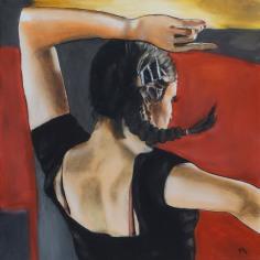 Anais Bayle 50x50 cm