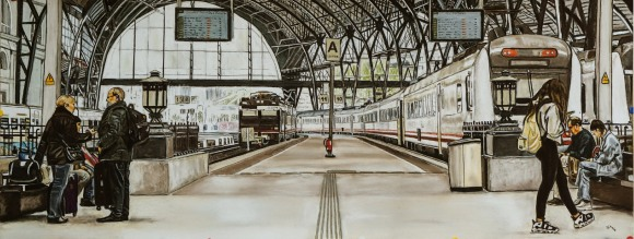 Gare de Francia - Estacion de Francia